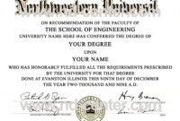 College Degree Certificate Templates Quality Fake Diploma regarding College Graduation Certificate Template