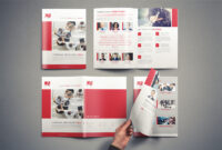 Company Brochure Template Vol.1 On Student Show inside Student Brochure Template