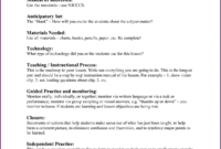 Complex Madeline Hunter Lesson Plan Explanation Madeline throughout Madeline Hunter Lesson Plan Template Word