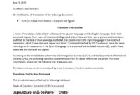 Comprehensive 5 Step Guide To Translate Birth Certificates regarding Uscis Birth Certificate Translation Template
