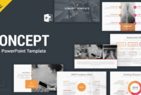 Concept Free Powerpoint Presentation Template – Free throughout Raf Powerpoint Template