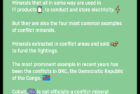 Conflict Minerals Used In It Products Drive Wars And Human throughout Conflict Minerals Reporting Template