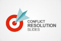 Conflict Resolution Powerpoint Template | Business regarding Powerpoint Template Resolution