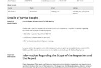 Construction Expert Witness Report Example And Editable Template within Building Defect Report Template