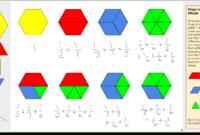 Control Alt Achieve: Pattern Block Templates And Activities inside Blank Pattern Block Templates