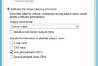 Cookbook | Fortigate / Fortios 5.4.0 | Fortinet intended for Active Directory Certificate Templates