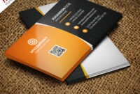 Corporate Business Card Bundle Free Psd – Download Psd with Restaurant Business Cards Templates Free