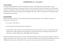 Corporate Bylaws Template (Us) | Lawdepot for Corporate Bylaws Template Word