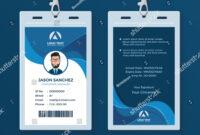 Corporate Id Card Design Template Id#corporate#card#template with Spy Id Card Template
