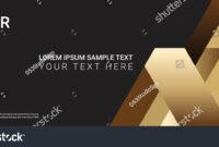 Cover Design Template Leaflet Advertising Vinyl Stock Vector pertaining to Vinyl Banner Design Templates