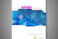 Cover Template Brochure Template Layout Book intended for Technical Brochure Template