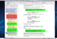 Craft : Screenplay Format – Do I Really Need Screenwriting intended for Microsoft Word Screenplay Template