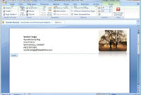 Create A Letterhead Template In Microsoft Word – Cnet in Header Templates For Word