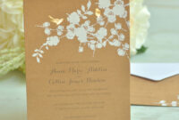 Create Easy Walmart Wedding Invites Free Templates | This with regard to Gartner Studios Place Cards Template
