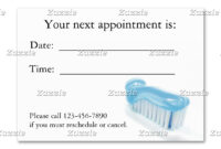 Create Your Own Profile Card | Zazzle | Dental, Dental pertaining to Dentist Appointment Card Template