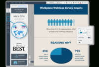 Create Your Survey Results Report For Free   Edit, Share inside Poll Template For Word