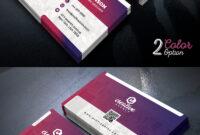Creative Business Card Template Psd Set | Psdfreebies for Creative Business Card Templates Psd