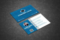 Creative Business Card Template within Company Business Cards Templates