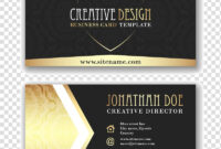 Creative Design Business Card Templates, Paper Business Card regarding Designer Visiting Cards Templates