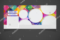 Creative Photography Banner Template Place Image Stock Image intended for Photography Banner Template