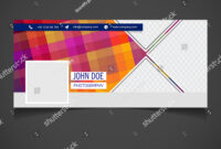 Creative Photography Banner Template Place Image Stock throughout Photography Banner Template