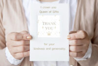 Creative Wording Examples For A Baby Shower Thank You Card throughout Thank You Card Template For Baby Shower