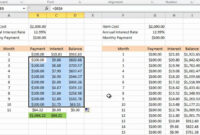 Credit Card Excel Spreadsheet Inspirational Reporting within Credit Card Interest Calculator Excel Template
