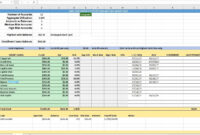 Credit Card Utilization Tracking Spreadsheet | Credit Card intended for Credit Card Interest Calculator Excel Template
