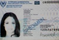Cypriot Identity Card – Wikipedia regarding Georgia Id Card Template