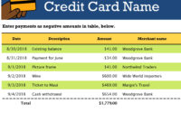 Debt Management Plan Ple Plans Template Letter Program Lan for Credit Card Payment Plan Template