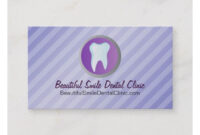 Dental Appointment Cards Template | Zazzle | Cards in Dentist Appointment Card Template