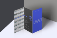 Design Trifold Brochures That Get Your Business Noticed for Pop Up Brochure Template
