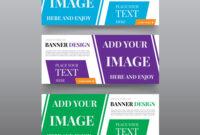 Diagonal Banner Design Templates Web Banner for Website Banner Design Templates