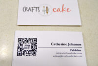 Diy Double Sided Business Cards | Free Template | Mac Users with Gimp Business Card Template