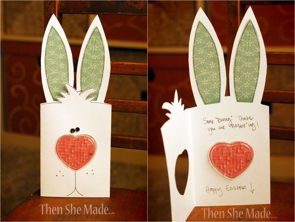 Diy Easter Postcards To Surprise Your Loved Ones Within Easter Card Template Ks2