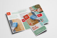 Diy Tool Supply Tri-Fold Brochure Template In Psd, Ai throughout Membership Brochure Template