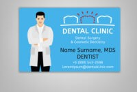 Doctor Id Card throughout Doctor Id Card Template