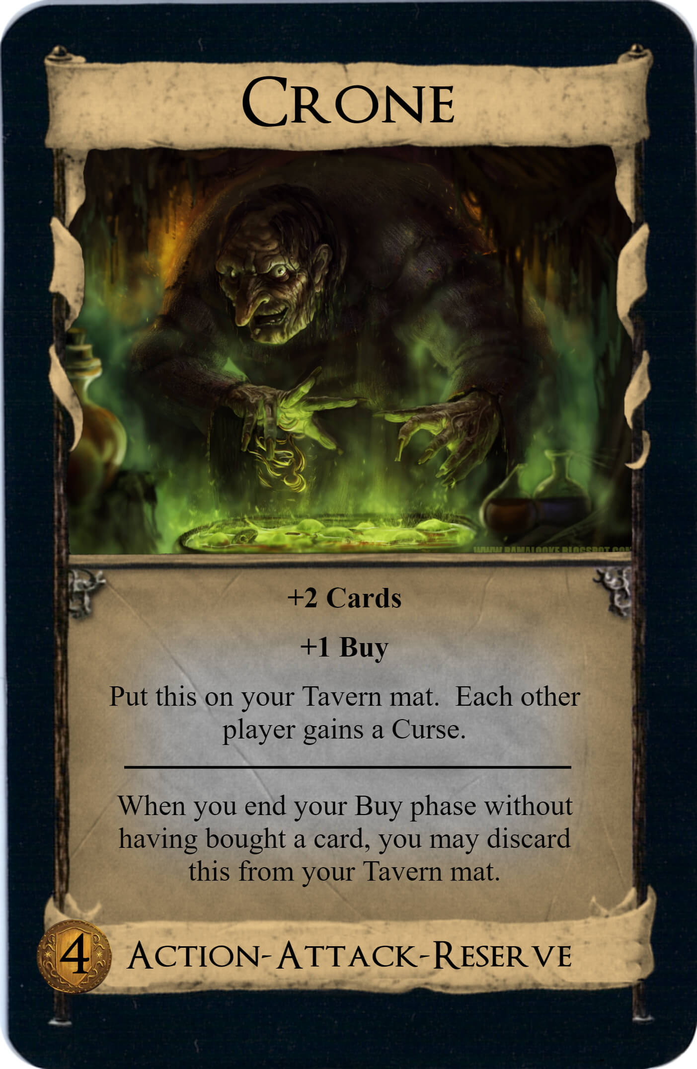 Dominion Card Image Generator With Regard To Dominion Card Template