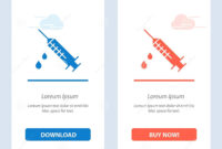 Dope, Injection, Medical, Drug Blue And Red Download And Buy pertaining to Dope Card Template