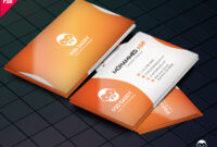Download] Business Card Design Psd Free | Psddaddy for Visiting Card Psd Template Free Download