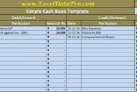 Download Cash Book Excel Template – Exceldatapro regarding Mobile Book Report Template