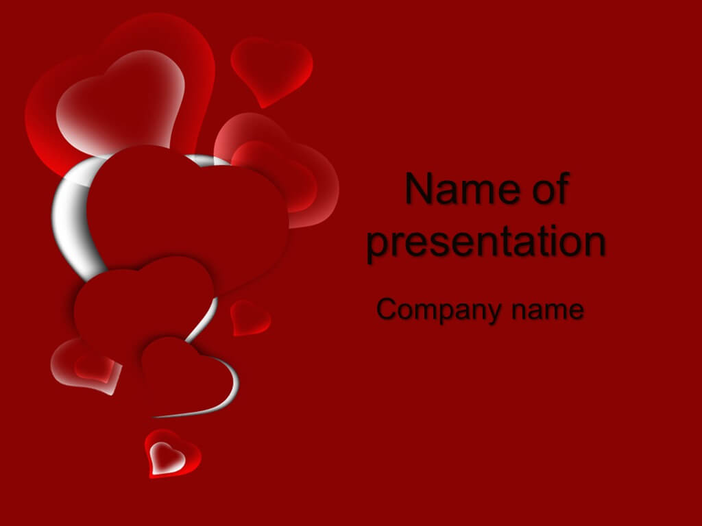 Download Free Free Valentine's Day Powerpoint Templates For For Valentine Powerpoint Templates Free
