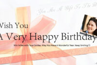 Download Free Happy Birthday Powerpoint Template Card Pertaining To Greeting Card Template Powerpoint
