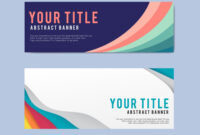Download Free Modern Business Banner Templates At Rawpixel for Website Banner Templates Free Download