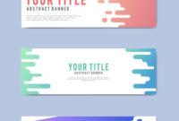 Download Free Modern Business Banner Templates At Rawpixel intended for Free Website Banner Templates Download