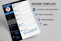 Download The Unlimited Word Resume Template (Free) On in Resume Templates Word 2013