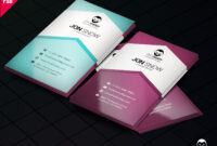 Download]Creative Business Card Psd Free | Psddaddy intended for Free Complimentary Card Templates