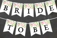 E708 Banner Free Printable Babysitting Coupon | Wiring Resources in Bridal Shower Banner Template