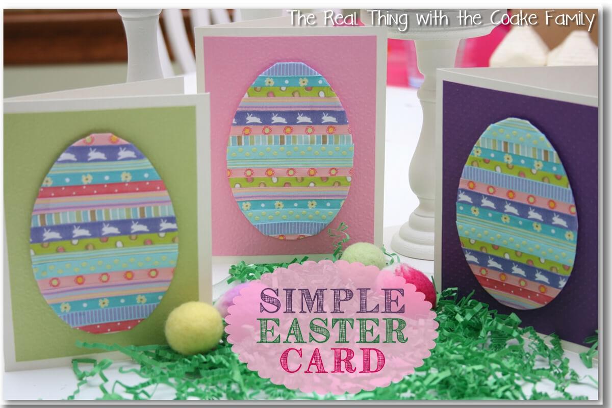 Easter Card Craft Ideas Ks2 Inside Easter Card Template Ks2