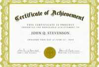 Editable Award Certificate Templates – Zimer.bwong.co inside Free Printable Blank Award Certificate Templates